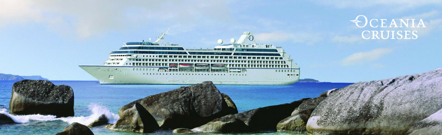Oceania Cruises Special Offers