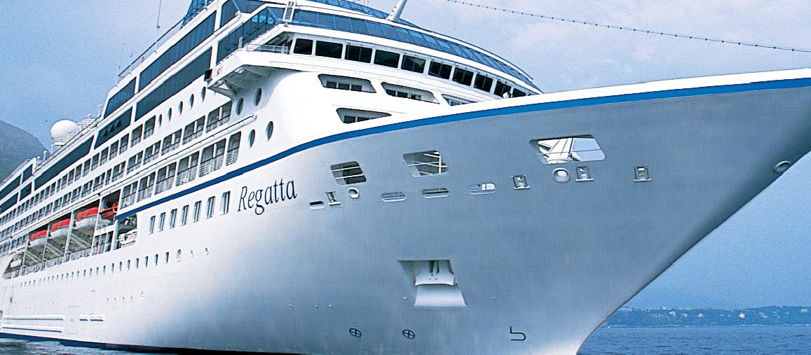 Oceania Cruises Cruise Ships - Oceania regatta cruise ship